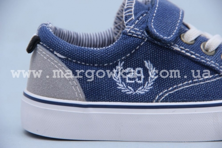 Кеды Tom.M 5026A для мальчика синие (A)