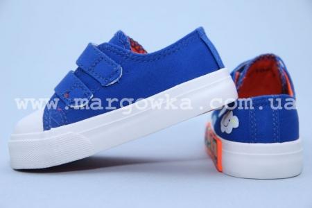 Кеды Tom.M C-T04-22-A для мальчика синие (A)