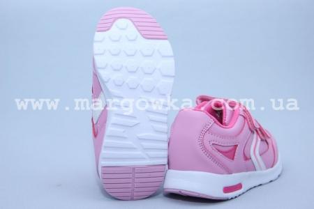 Кроссовки BIKI C-B82-98-D для девочки розовые (G)
