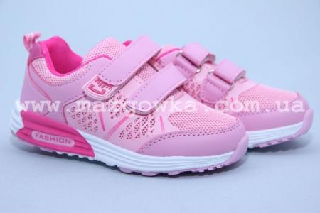Кроссовки Tom.M C-T05-33-A для девочки розовые (A)